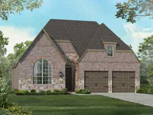 Plan 553 - The Groves: 50ft. lots: Humble, Texas - Highland Homes