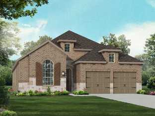 Plan 550 - Woodforest: 55ft. lots: Montgomery, Texas - Highland Homes