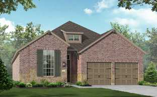Harvest: 50ft. lots by Highland Homes in Dallas Texas