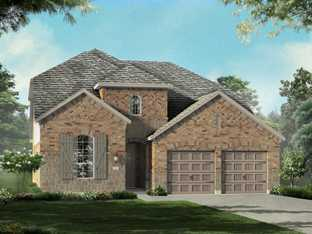 Plan 555H - Trinity Falls: 50ft. lots: McKinney, Texas - Highland Homes