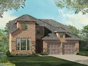 Plan 555H - Elyson: 55ft. lots: Katy, Texas - Highland Homes