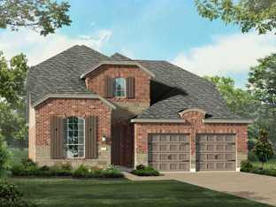 Plan 555H - Coronado: San Antonio, Texas - Highland Homes