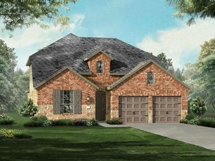 Plan 556H - Harvest: 50ft. lots: Northlake, Texas - Highland Homes