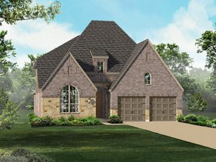 Plan 556H - Wellington: 50ft. lots: Haslet, Texas - Highland Homes