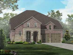 Plan 559H - Harvest: 50ft. lots: Argyle, Texas - Highland Homes