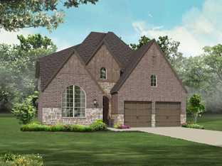 Plan 559H - Elyson: 55ft. lots: Katy, Texas - Highland Homes