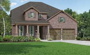 Cane Island: 55ft. lots by Highland Homes in Houston Texas