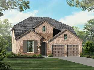 Plan 557H - Trinity Falls: 50ft. lots: McKinney, Texas - Highland Homes