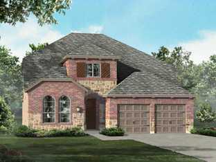 Plan 558H - Fronterra at Westpointe: 55ft. lots: San Antonio, Texas - Highland Homes