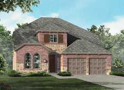Plan 558H - Regent Park: 65ft. lots: Boerne, Texas - Highland Homes