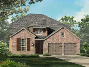 Plan 558H - Woodforest: 55ft. lots: Montgomery, Texas - Highland Homes