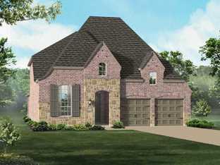 Plan 558H - Elyson: 55ft. lots: Katy, Texas - Highland Homes
