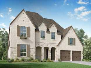 Plan 224 - Elyson: 65ft. lots: Katy, Texas - Highland Homes