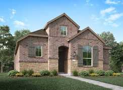 Plan Greyton - Harvest: Townside: Northlake, Texas - Highland Homes