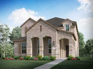 Plan Kimberley - North Grove: The Enclave - 50ft lots: Waxahachie, Texas - Highland Homes