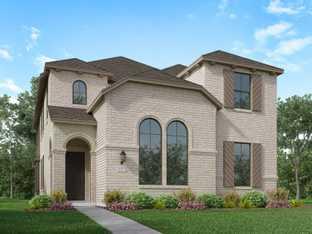 Plan Warrenton - Pecan Square: Northlake, Texas - Highland Homes