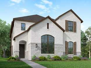 Plan Warrenton - Wellington: 40ft. lots: Haslet, Texas - Highland Homes