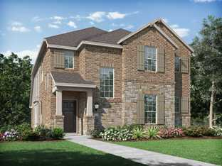Plan Lynnwood - North Grove: The Enclave - 50ft lots: Waxahachie, Texas - Highland Homes