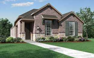 Trinity Falls: 40ft. lots by Highland Homes in Dallas Texas