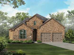 Plan 539 - Pomona: 50ft. lots: Manvel, Texas - Highland Homes