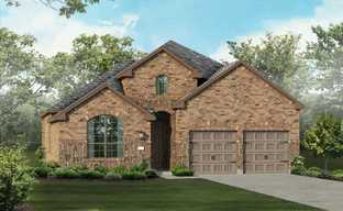 Trinity Falls: 50ft. lots by Highland Homes in Dallas Texas