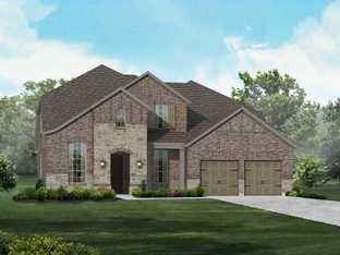 Plan 210 - Elyson: 65ft. lots: Katy, Texas - Highland Homes