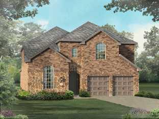 Plan 537 - Star Trail: 55ft. lots: Prosper, Texas - Highland Homes