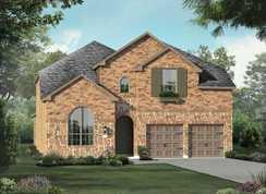Plan 537 - Aliana: 55ft. lots: Richmond, Texas - Highland Homes