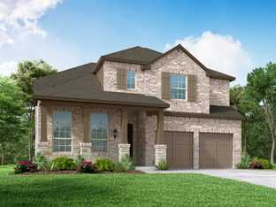 Plan 537 - The Groves: 50ft. lots: Humble, Texas - Highland Homes