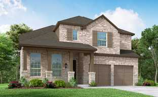The Groves: 50ft. lots by Highland Homes in Houston Texas