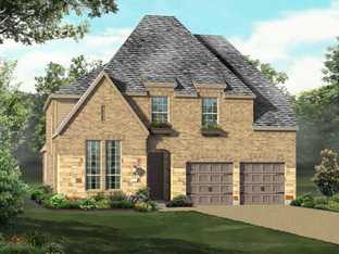 Plan 537 - Harvest: 50ft. lots: Northlake, Texas - Highland Homes
