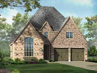 Plan 597 - Star Trail: 55ft. lots: Prosper, Texas - Highland Homes