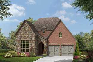 Plan 592 - Star Trail: 55ft. lots: Prosper, Texas - Highland Homes