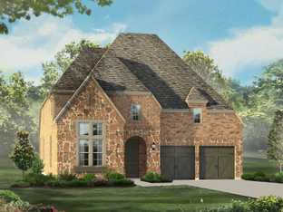 Plan 598 - Harvest: 50ft. lots: Argyle, Texas - Highland Homes