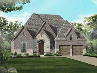 Plan 241 - Star Trail: 65ft. lots: Prosper, Texas - Highland Homes