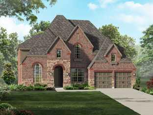 Plan 244H - Star Trail: 65ft. lots: Prosper, Texas - Highland Homes