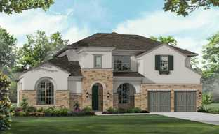Cane Island: 80ft. lots by Highland Homes in Houston Texas