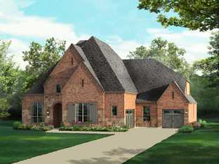 Plan 617 - M3 Ranch: 80ft. lots: Mansfield, Texas - Highland Homes