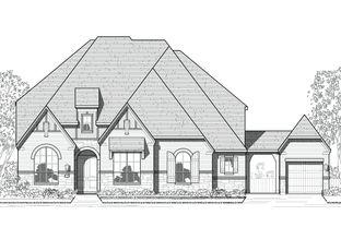 Plan 220G - Canyon Creek Estates: Sherman, Texas - Highland Homes
