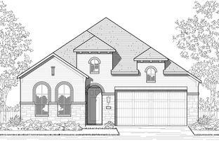 Plan Newport - Balmoral: Humble, Texas - Highland Homes