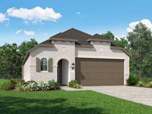 Plan Bristol - Lago Mar: Texas City, Texas - Highland Homes