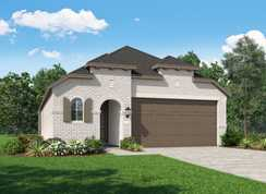 Plan Bristol - The Groves: 40ft. lots: Humble, Texas - Highland Homes