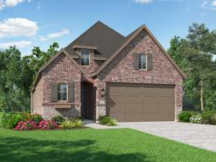 Plan Bristol - Klein Orchard: Houston, Texas - Highland Homes