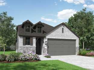 Plan Preston - Klein Orchard: Houston, Texas - Highland Homes