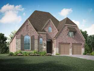 Plan 540 - Elyson: 55ft. lots: Katy, Texas - Highland Homes