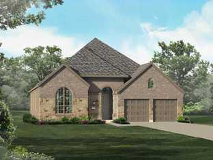 Plan 542 - Cross Creek Ranch: Fulshear, Texas - Highland Homes
