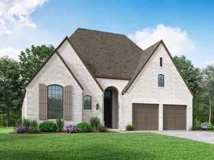 Plan 542 - Woodforest: 55ft. lots: Montgomery, Texas - Highland Homes
