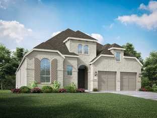 Plan 540 - Jordan Ranch: 55ft. lots: Fulshear, Texas - Highland Homes