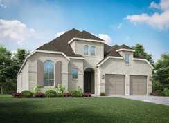 Plan 540 - Cross Creek Ranch: Fulshear, Texas - Highland Homes