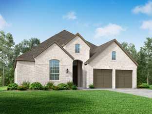 Plan 543 - Cane Island: 55ft. lots: Katy, Texas - Highland Homes